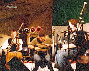 Celtic Rock Band Seven Nations - Original Photos and Digital