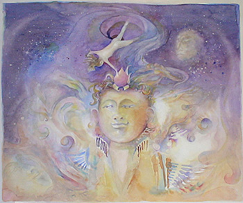 Spiritual and Visionary Art Images by Artist Tony Macelli